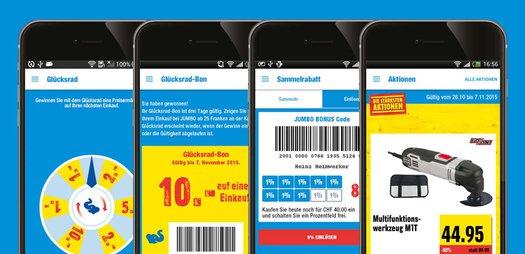 JUMBO Mobile App